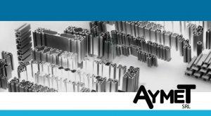 Perfiles de aluminio para automatización tipo Bosch