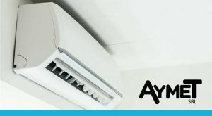 Cinta de aluminio para aire acondicionado