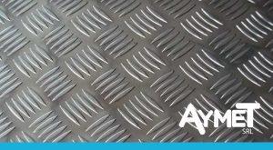 Aluminios antideslizantes
