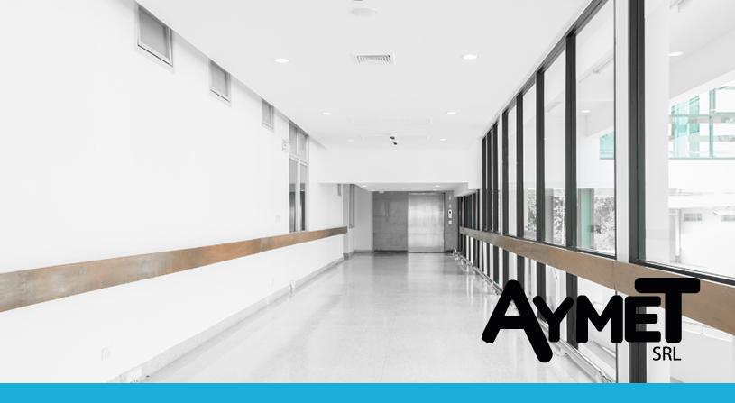 Higiene y calidad: aluminios y PVC para molduras sanitarias