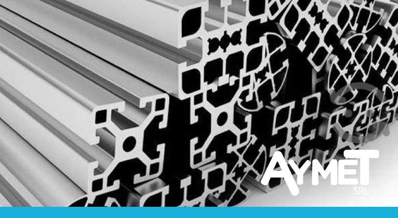 ¿Para qué se usan los perfiles de aluminio estructurales?