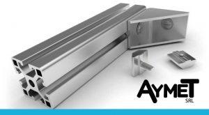 ¿Cuáles son las características de los perfiles de aluminio exclusivos industriales?
